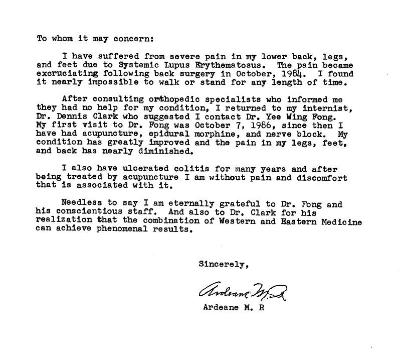 36 - Dr Tong Testimonial Letter